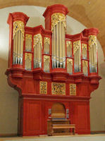 Fabulous Fritts pipe organ, Arizona State University, Tempe AZ