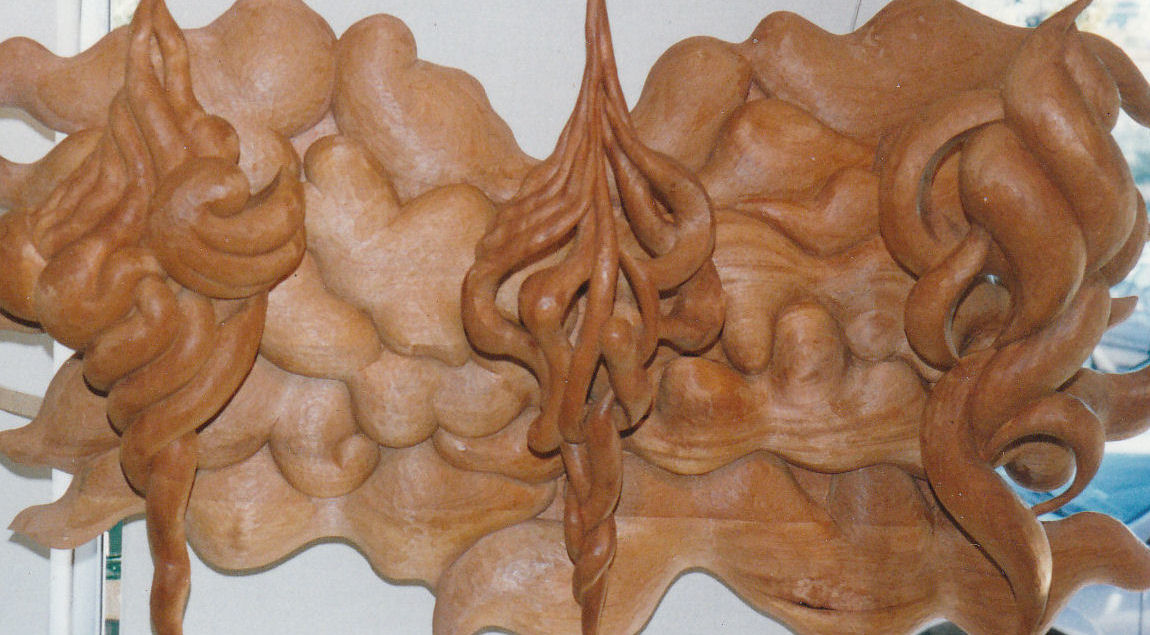 Jude fritts wood carving sculpture custom carved
