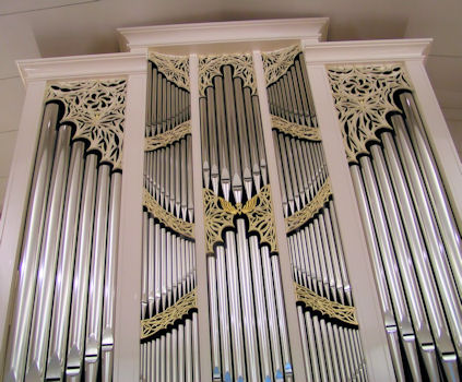 Fritts Organ Builders, St. Philip Presbyterian Church, Houston TX